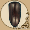 LARP Footman Tower Shield